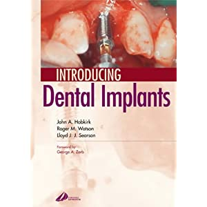 Introducing Dental Implants 41R1JJ3QETL._SL500_AA300_
