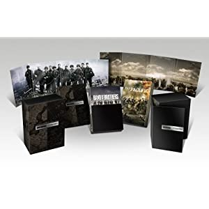 Band of Brothers + The Pacific : Edition Limitée 09/11/2011 41RN%2B6PA88L._AA300_