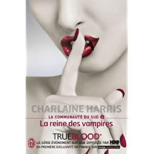 La communauté du Sud, Tome 6 : La reine des vampires de Charlaine Harris 41SCKcLVlKL._SL500_AA300_