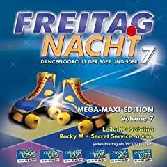 Freitag Nacht - Vol.01 - 12* Die Besten 80er-90er * 41SGV3KK2EL._AA240_