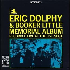 Eric Dolphy 41SHPGRDB1L._SL500_AA300_