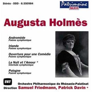 Augusta HOLMES (1847-1903) 41SYUa6C2mL