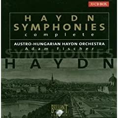 Joseph Haydn-Symphonies 41UbNGFFLPL._AA240_