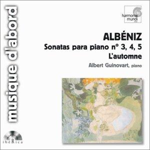 Isaac Albeniz (1860-1909) 41VAJXSENCL