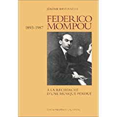 Federico Mompou (1893-1987) - Page 2 41VHNYMRFYL._AA240_