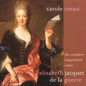 Elisabeth-Claude Jacquet de la Guerre (1665-1729) 41WDRBfPqgL._