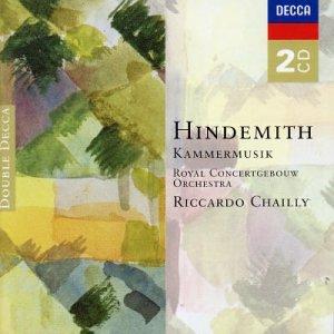 Hindemith - Musique pour Orchestre / Ensemble 41WR8X5PBFL