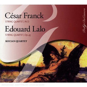 Franck - Musique de chambre (hors Sonate pour violon) 41XlXwrEUqL