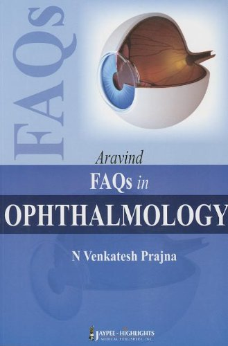 Aravind FAQs in Ophthalmology 41XtlQKdBvL