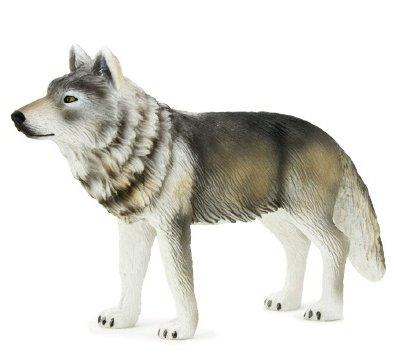 My standing wolf finally came! 41XvOXhYYSL