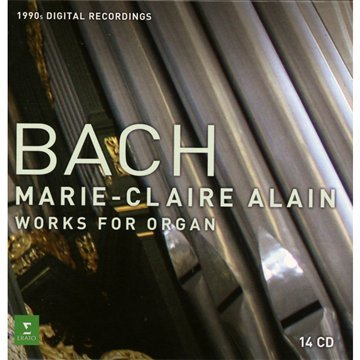 Bach - Oeuvres pour orgue - Page 4 41YYR809ibL