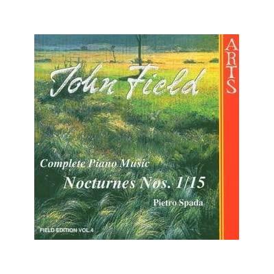 Field - Nocturnes (et autres oeuvres pour piano seul) 41Z712ES4EL._SS400_