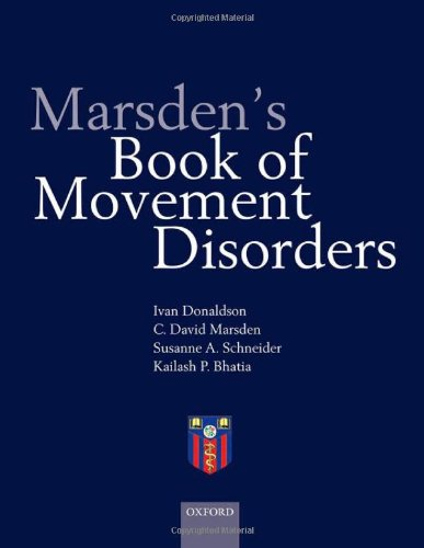 Marsden's Book of Movement Disorders 41at3mrM7ZL