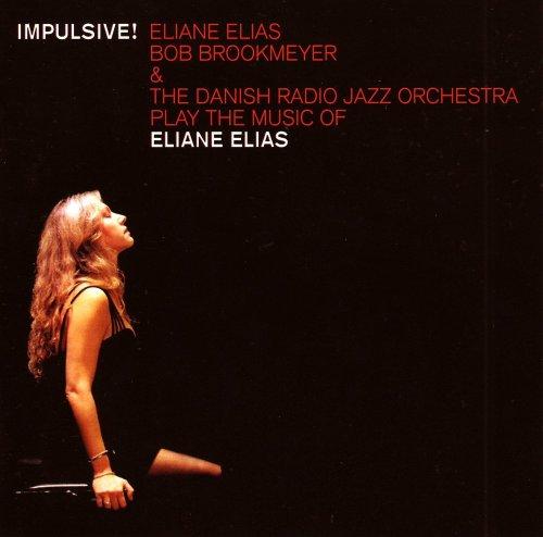 el nuevo disco de Eliane Elias 41cdT1WYukL