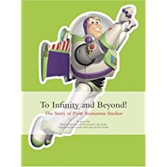 To Infinity and Beyond! : The Story of Pixar Animation Studios [Chronicle Books - 2007] 41fl0n16j8L._SL500_AA240_