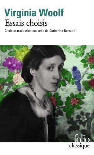 Essais choisis de Virginia Woolf 41hXtoPt0yL
