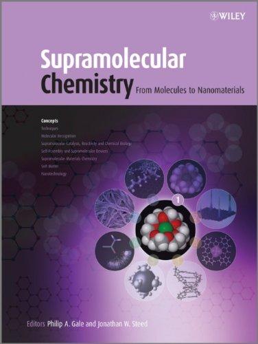 Supramolecular Chemistry: From Molecules to Nanomaterials 41iVZID5sHL