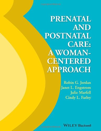 Prenatal and Postnatal Care 41j0b9fELjL