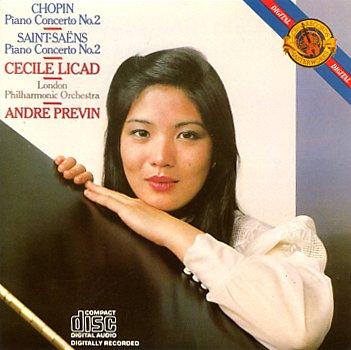 Saint-Saëns - Concertos pour piano  41jIahJzFML