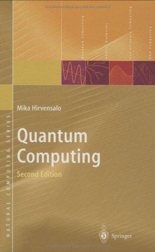 Quantum Computing (Natural Computing Series 41jX7Ggzu7L