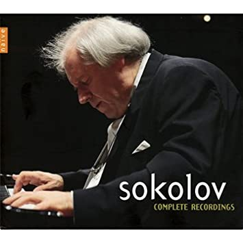 Grigory Sokolov 41m2Qkl7phL._SY355_