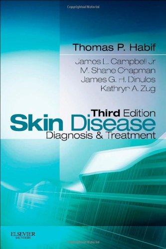 Skin Disease: Diagnosis and Treatment, 3e (Skin Disease: Diagnosis and Treatment (Habif)) 41nCuI7nqfL