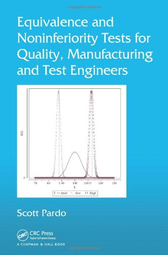 Equivalence and Noninferiority Tests for Quality, Manufacturing and Test Engineers 41ny2DHmTEL