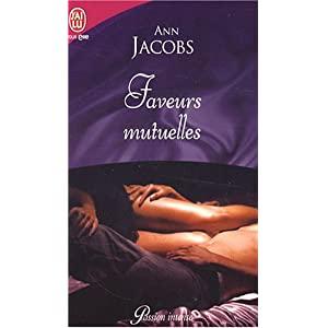 Faveurs mutuelles d'Ann Jacobs 41o-jfSblfL._SL500_AA300_