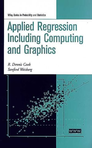 Applied Regression Including Computing and Graphics (Wiley Series in Probability and Statistics) 41o7OFaGymL