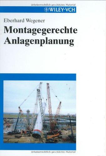 Montagegerechte Anlagenplanung (Vom Wasser) (German Edition) 41qh8pBhu7L