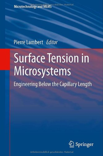 Surface Tension in Microsystems: Engineering Below the Capillary Length 41sQTKJVxOL