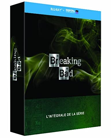 Breaking Bad : The Complete Serie 41uDmfzelYL._SX385_