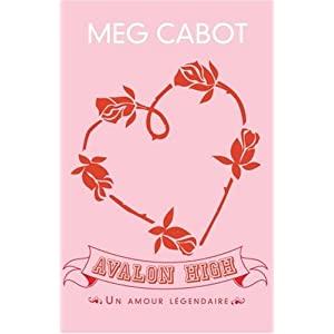 Avalon High : Un amour légendaire de Meg Cabot 41w1xrmGS0L._SL500_AA300_