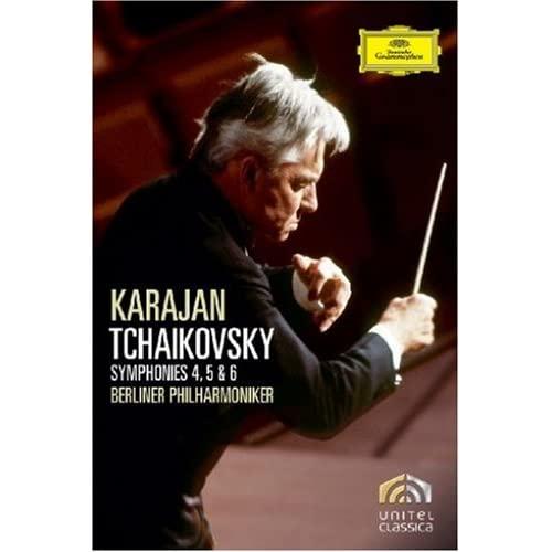 Tchaikovsky - Symphonies 41wFiv4qU8L._SS500_