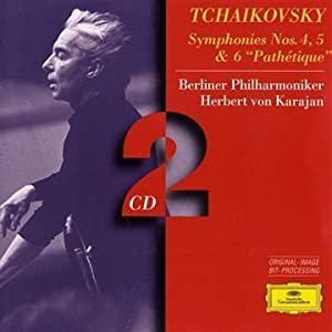 Écoute comparée : Tchaïkovski, symphonie n° 6 « Pathétique » - Page 6 41x7DC2YV1L._SL500_AA300_