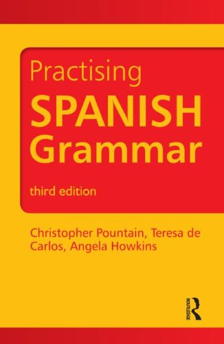 Spanish Grammar Pack: Practising Spanish Grammar 41xB7G4VR6L