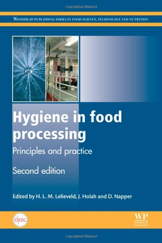 Hygiene in Food Processing, Second Edition: Principles and Practice 41xUCaFE5ML