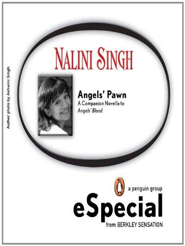 Chasseuse de vampires T0 Angel's pawn - Nalini Singh 41xcoiSXKEL