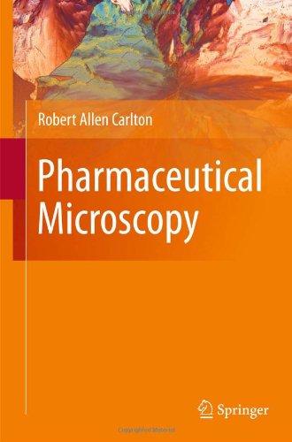 Pharmaceutical Microscopy 41yUXrL-k4L