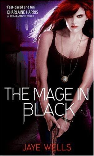 Rouge Sang, Noir Magie - Sabina Kane 2 - Jaye Wells 51%2BbUDbIIhL