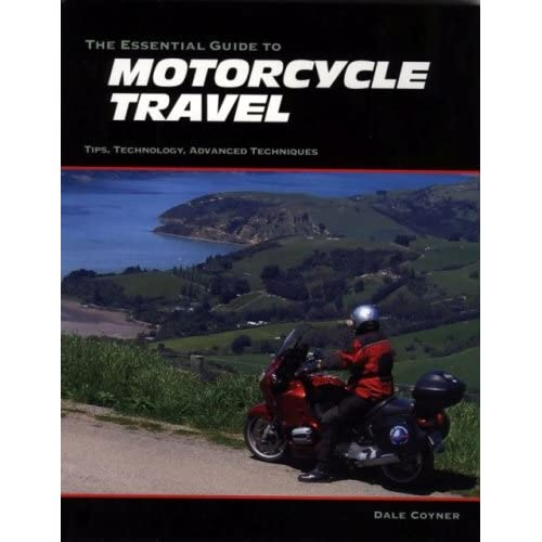 Livro - The Essential Guide to Motorcycle Travel 51-32wjjhTL._SS500_