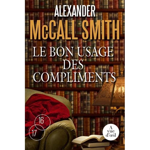 Alexander McCall Smith – Série Isabel Dalhousie 04 – Le bon usage des compliments 51-QPcn9E5L._SS500_
