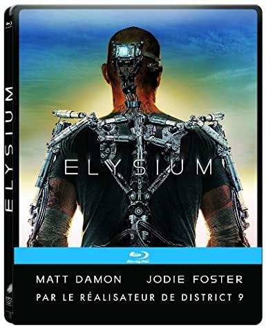 Elysium : Steelbook Edition Limitée Amazon 51-fz73reRL._SX385_