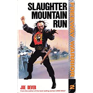 FREEWAY WARRIOR 2 par Joe Dever : Slaughter Mountain Run 5105YHwjY0L._AA300_