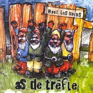 As De Trêfle est un groupe de rock acoustique 5107WW1P72L._SL500_AA300_