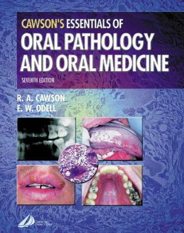 Icon22 Cawson Essintials of Oral Pathology and Oral Medicine 7th ed - Arabic and English  510FMK3GW7L