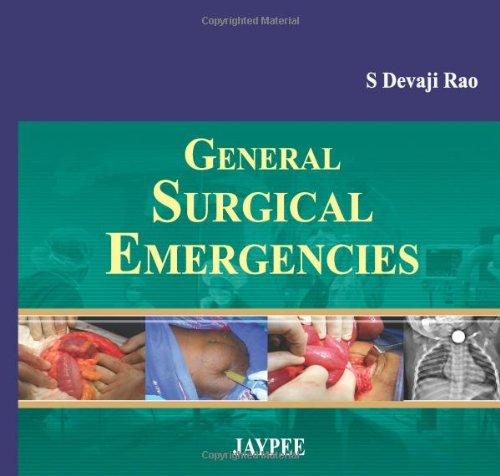 General Surgical Emergencies  510RFYGJqdL