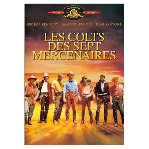 Les colts des 7 mercenaires - Guns of the Magnificent Seven - 1968 - Paul Wendkos  510TCYH3Z1L._SS500_