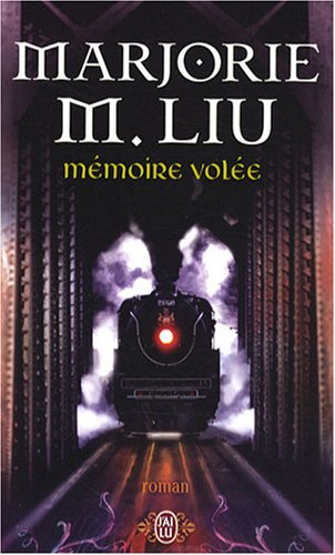 Dirk & Steele - Tome 2 : Mémoire volée de Marjorie M. Liu 510WBGux4KL