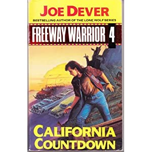 FREEWAY WARRIOR 4 par Joe Dever :  California Countdown 510fA-zsCNL._SL500_AA300_